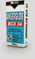 Клей для керамогранита 34 Анцерглоб 25кг, купить, заказать, продажа, недорого, низкая цена, Херсон, Новая Каховка, Каховка