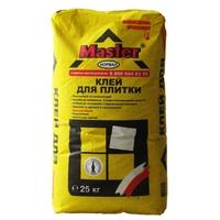 Клей для плитки  Мастер Стандарт 25кг   Украина