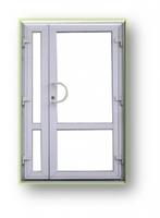 Двери металлопластиковые, купить, заказать, продажа, недорого, низкая цена, Херсон, Новая Каховка, Каховка