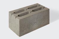 Шлакоблок (блок стеновой бетонный)