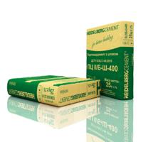 Цемент ПЦ/ БШ 400 зеленый 25 кг ДСТУ  Украина