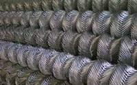 Сетка рабица оцинковка (35х35) 1,5*10м, купить, заказать, продажа, недорого, низкая цена, Херсон, Новая Каховка, Каховка