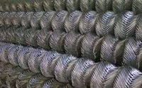 Сетка рабица оцинковка (35х35) 1,5*10м