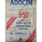 Цемент ADOCIM М-550(25 кг) Турция
